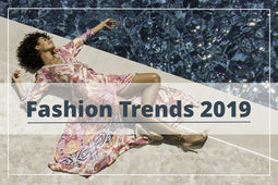 Spring Summer 2019 Fashion Trends for Women