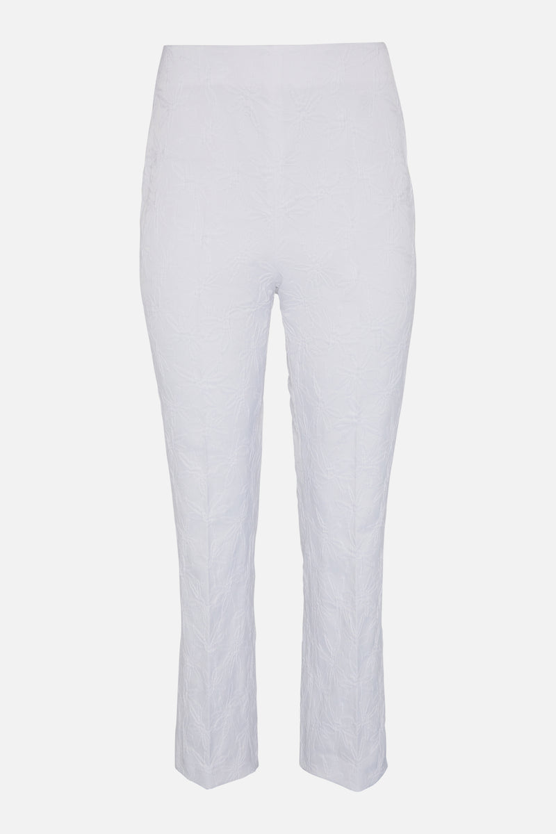 Vivetta White Stretch Trousers