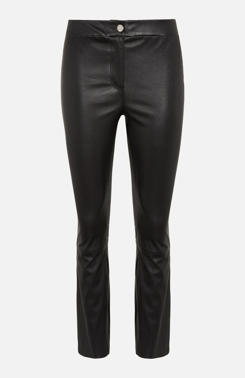 Arma Lively Black Stretch Plonge Trousers