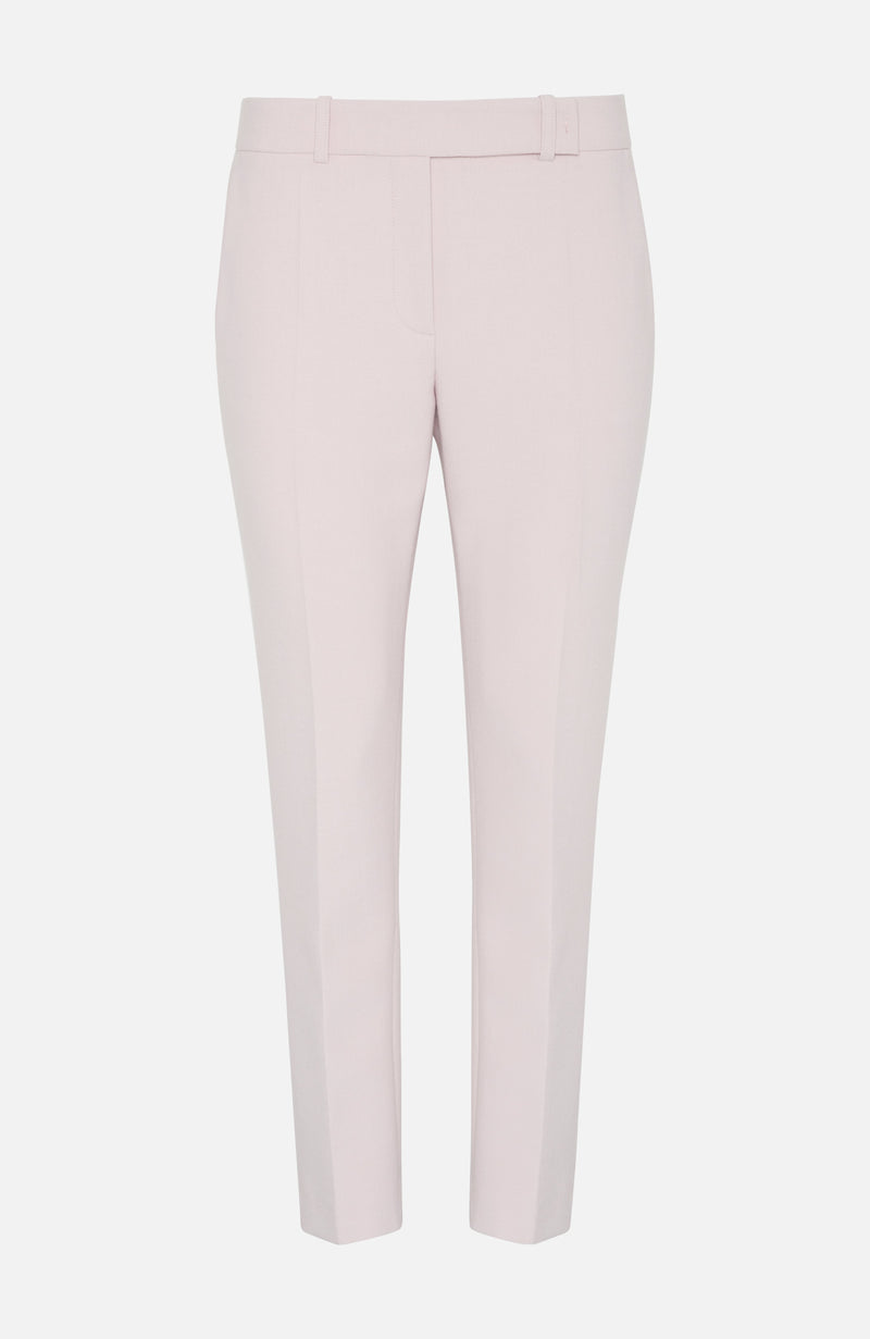 Paule Ka Classic Pink Tailored Trousers