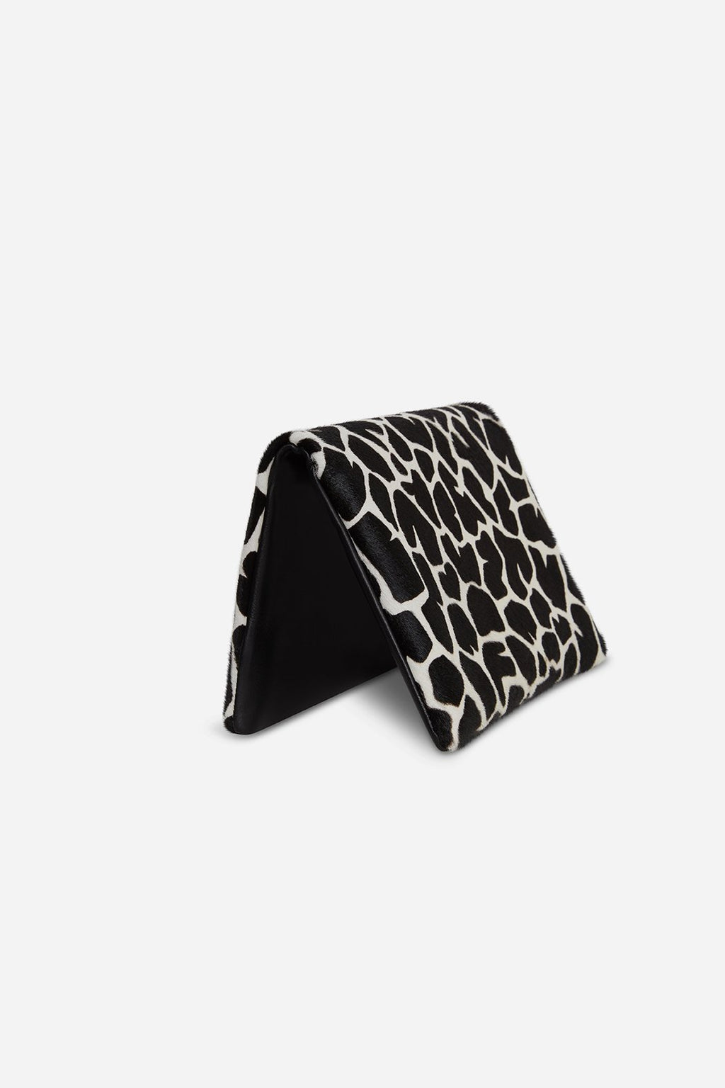 Giulia Maresca Laura Animal Print Clutch