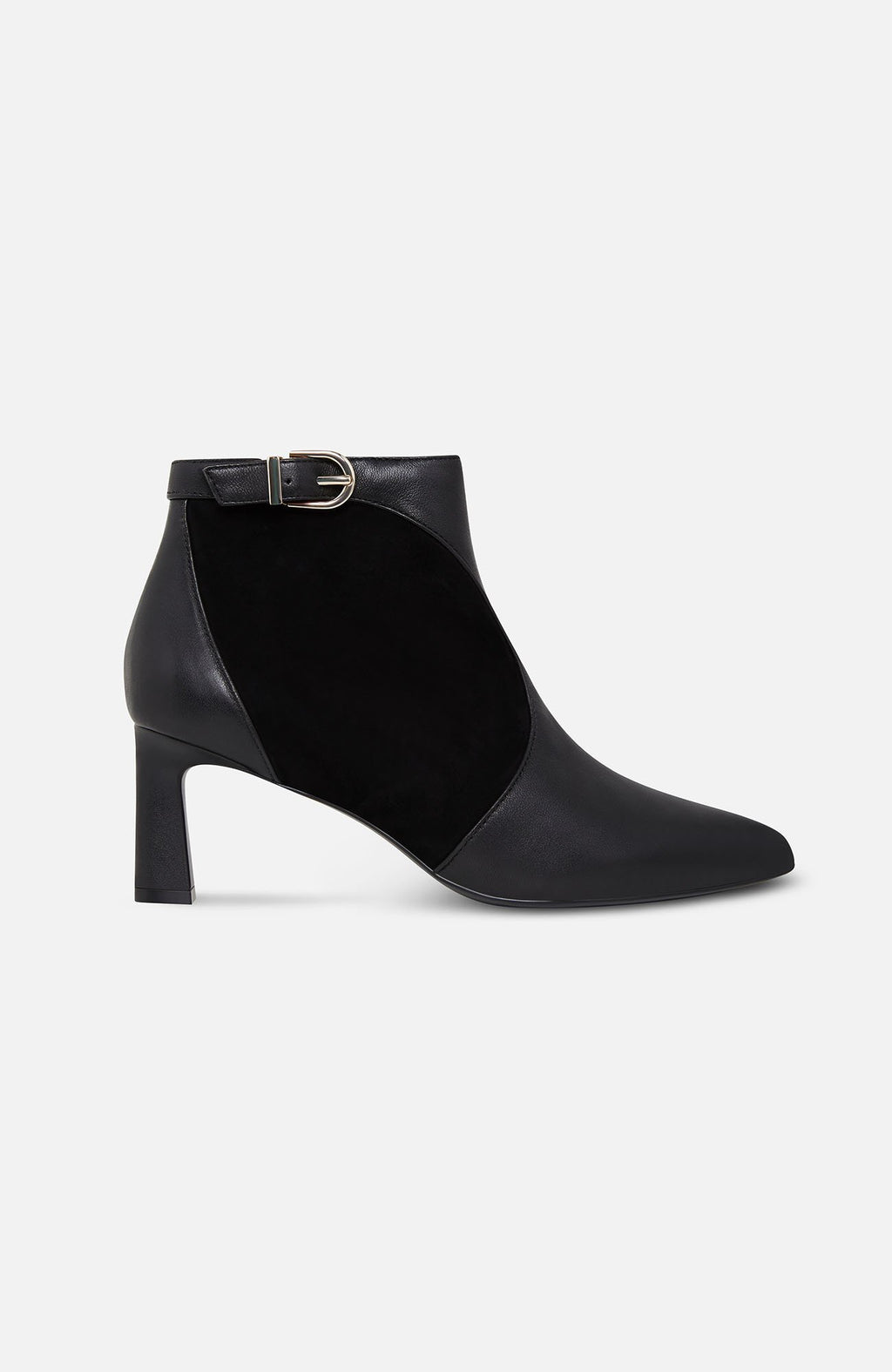 Joie Rawly Black Ankle Boots