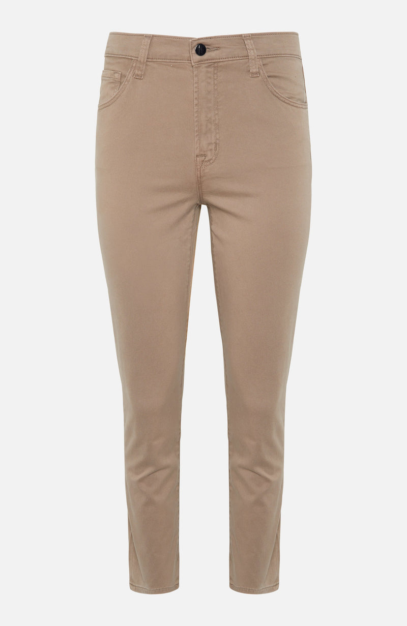 J Brand Ruby High Rise Crop Cigarette