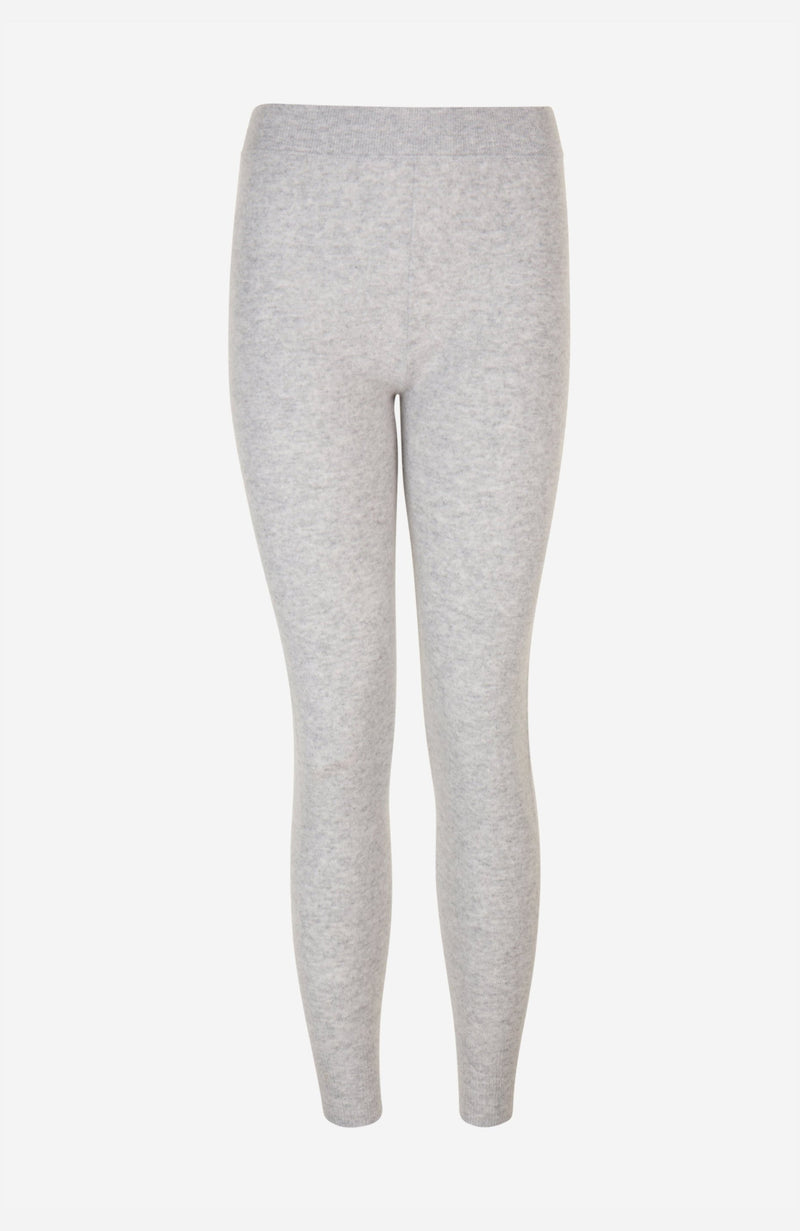 Max & Moi Legging Bimba Light Grey