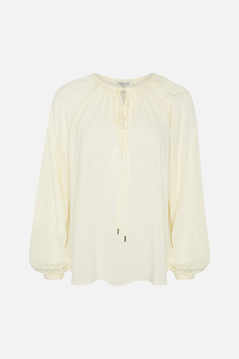 Dream Catcher Ivory Blouse
