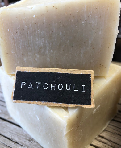 Patchouli Handcrafted Natural Soap