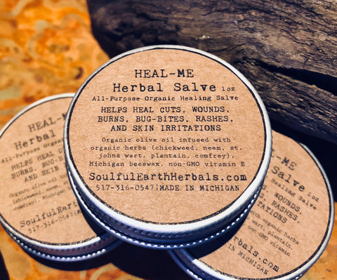 Heal-Me Herbal Salve