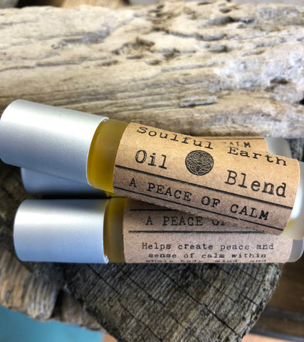 Peace of Calm - Soulful Earth Oil Blend