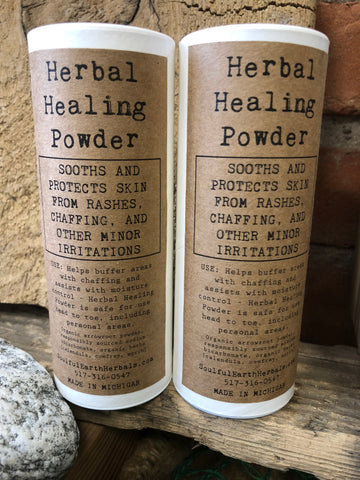 Herbal Healing Powder