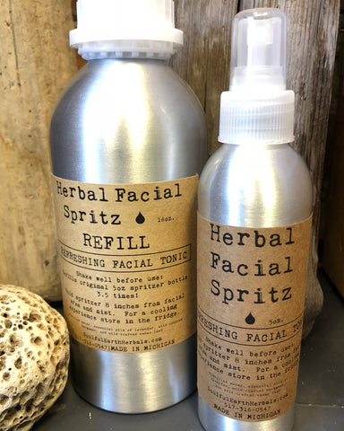 Herbal Facial Spritz