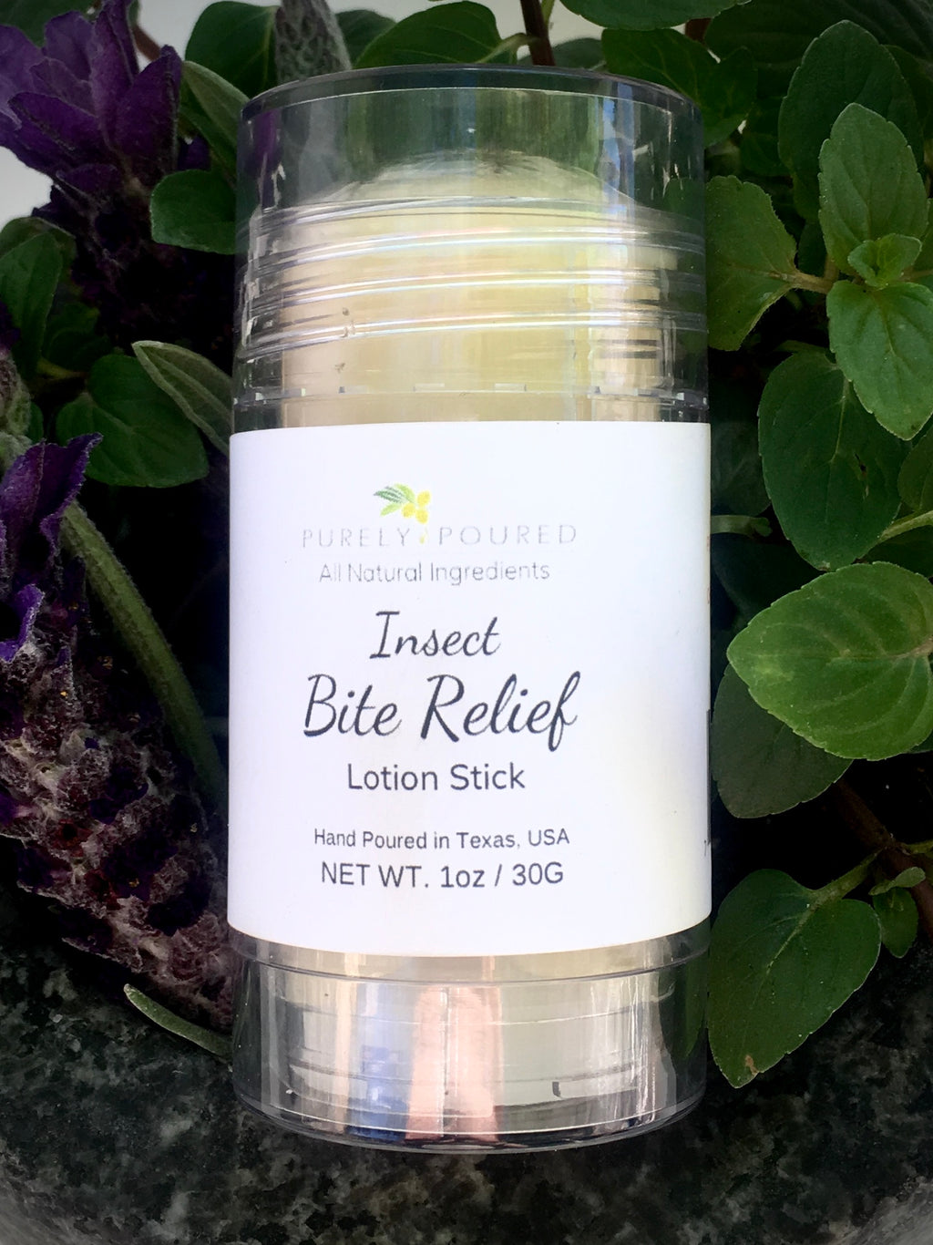 All Natural Insect Bite Relief Lotion Stick