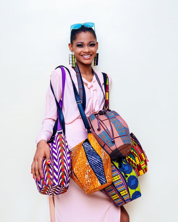 African fashion clothing and accessories