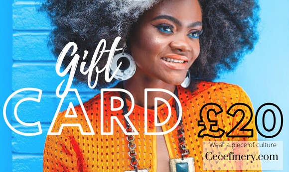 Gift Card - Cecefinery.com