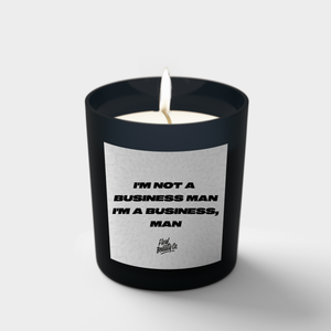 The ENTREPRENEUR Candle