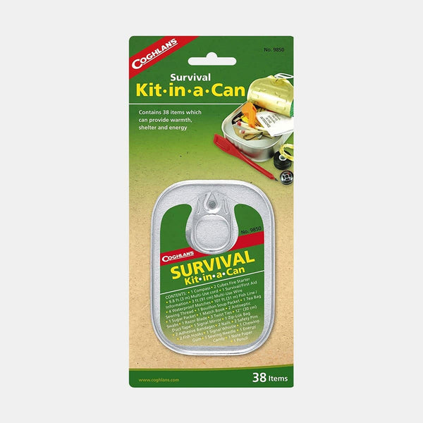 Survival Kit 'Kit in a can'