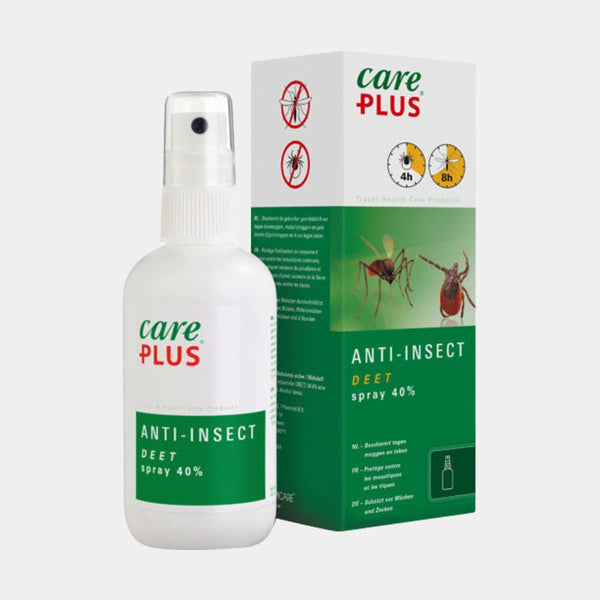 Care Plus Anti-Insect Deet 40% Spray 100ml