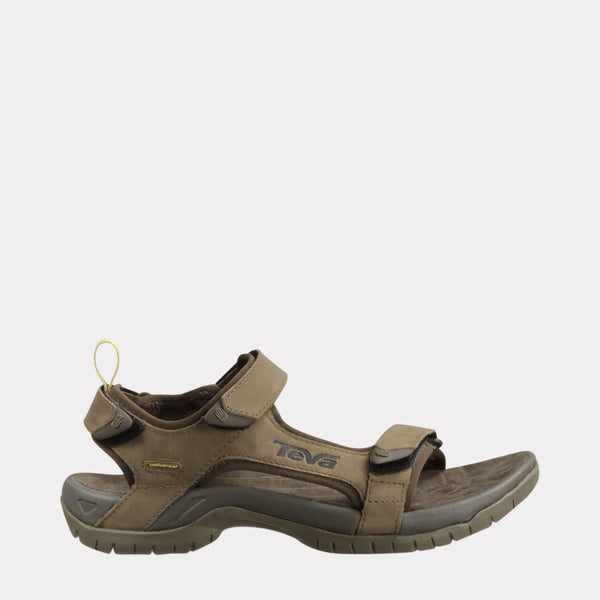 Teva Tanza Leather Brown