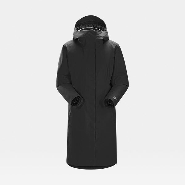 Patera Parka Women Black