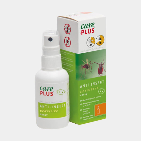 Care Plus Anti-Insect Sensitive Spray 60ml