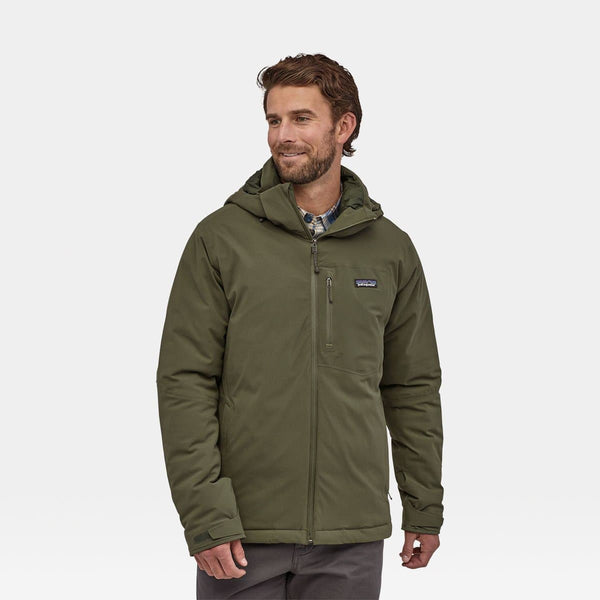 Insulated Quandary Jacket