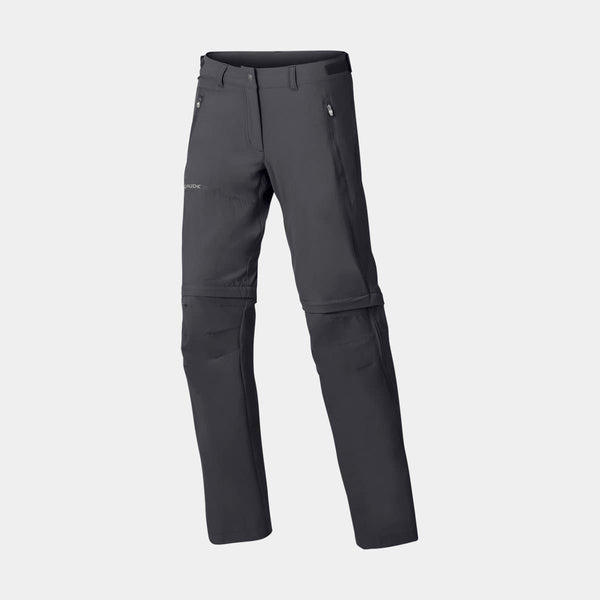 Vaude Farley Stretch ZO T-Zip Pants Women