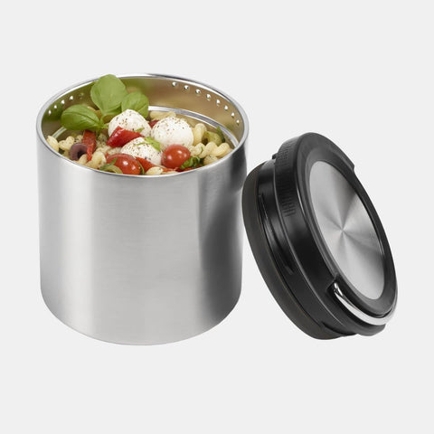 TKCanister with Insulated Lid 32oz 946ml Brushed Stainless