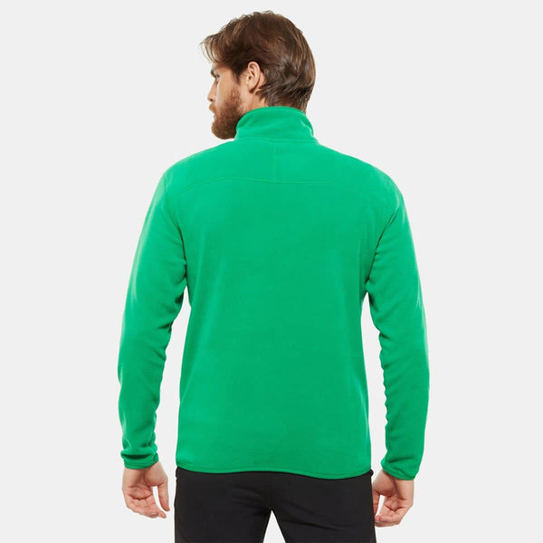100 Glacier 1/4 Zip Primary Green