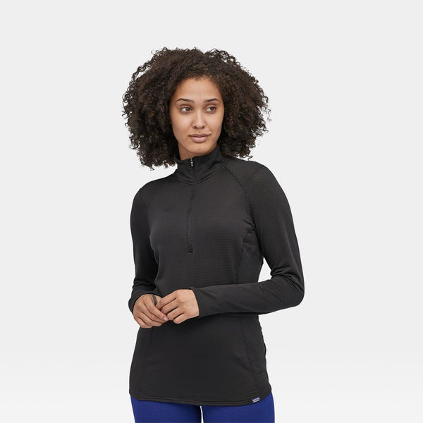 Capilene Thermal Weight Zip-Neck Women