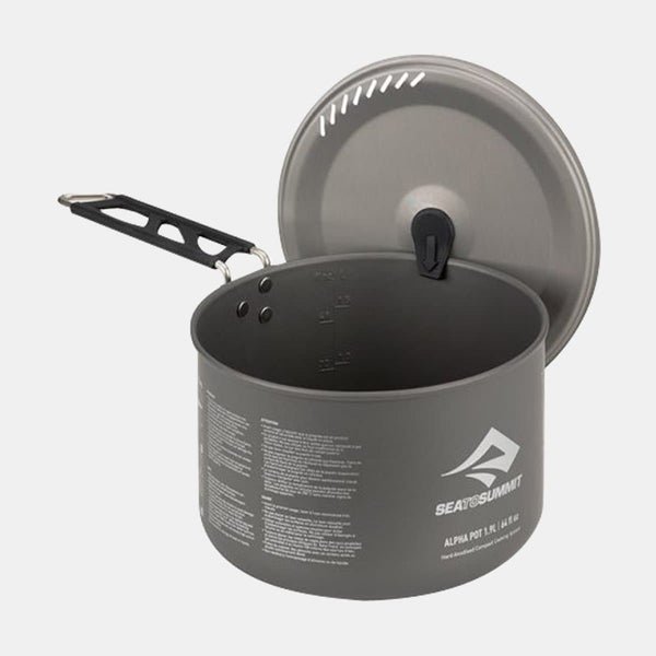Sea To Summit Alpha Pot Aluminium 1.9L