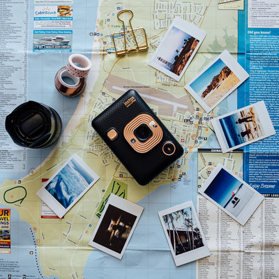 Exploring Broome and travel journaling with the instax mini LiPlay