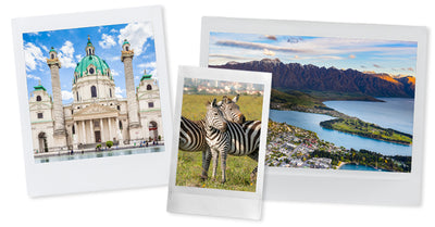 6 of the Most instaxable Cities in the World