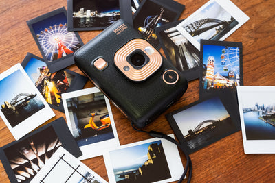 Exploring Sydney with the instax mini LiPlay by Antony Hands