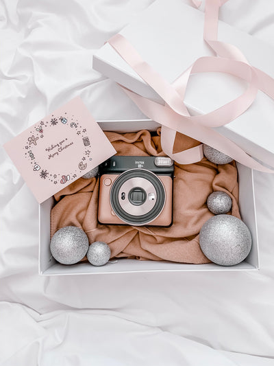 Capture the Magic of Christmas with instax