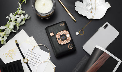 New Era. New instax. Introducing the instax mini LiPlay