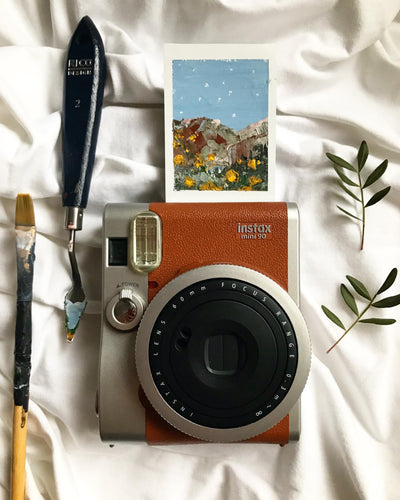Ways to get creative with your instax without leaving the house
