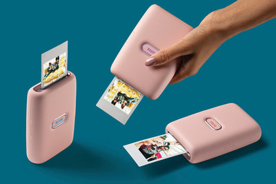 Introducing the new instax mini Link printer
