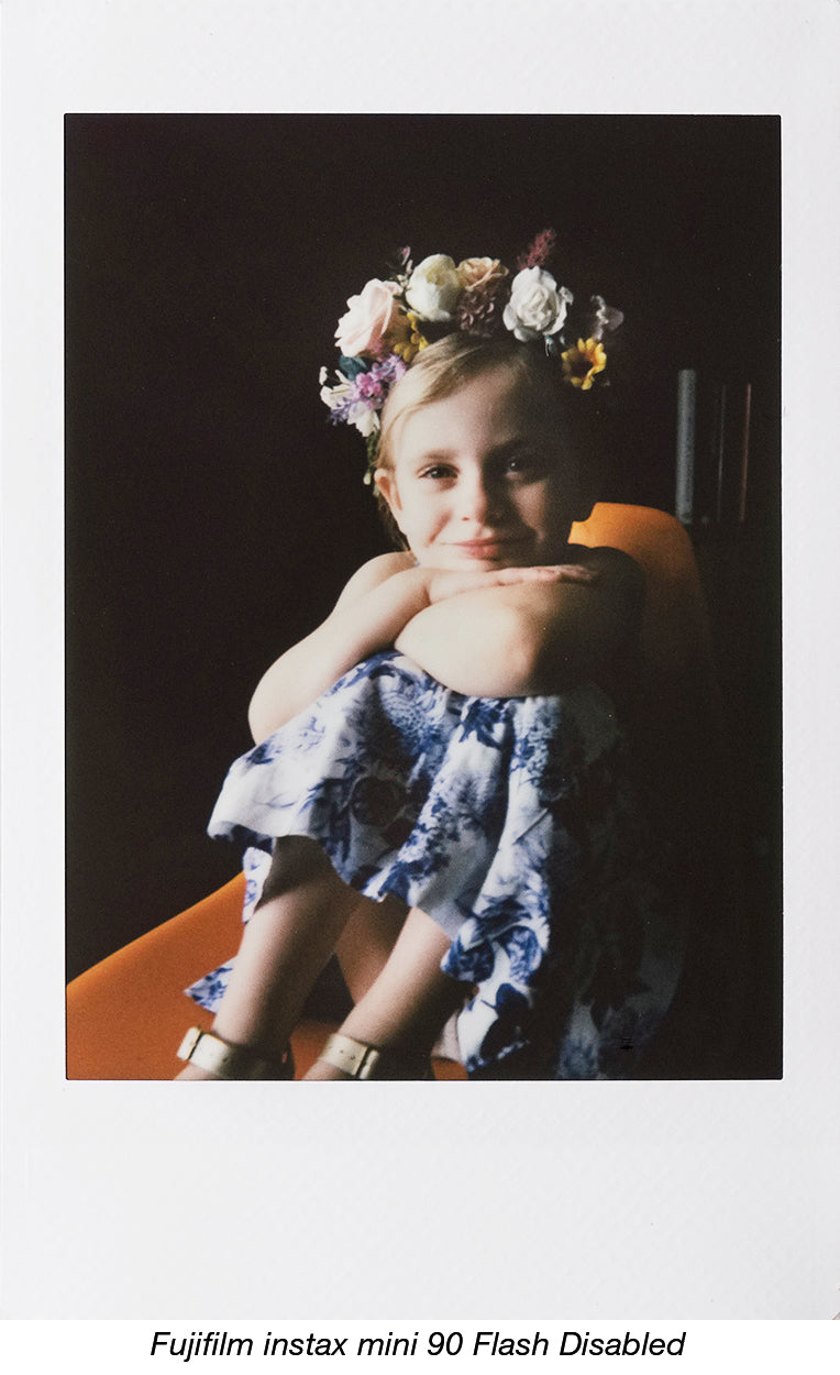 natural light portraits instax