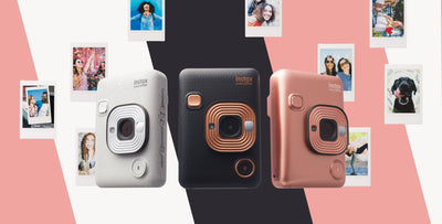 Introducing the new instax mini LiPlay