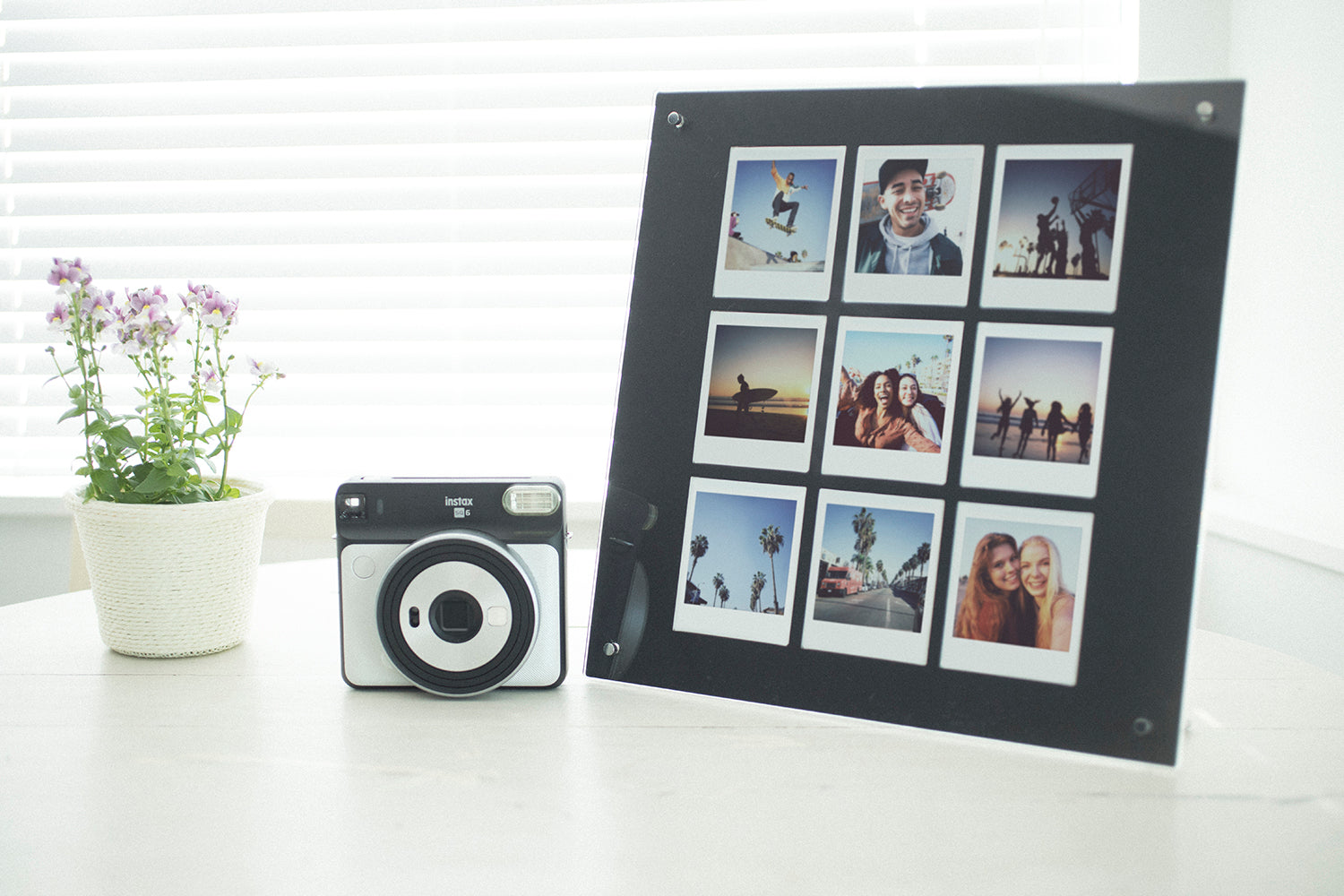 instax SQ6 & prints
