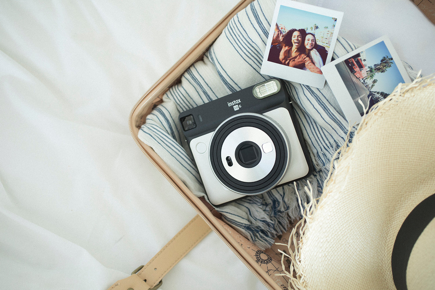 instax SQ6 travel