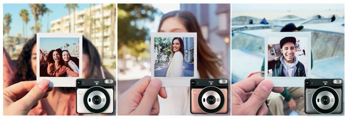 instax SQ6 colours