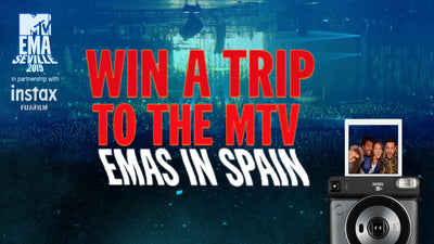 Win a trip to the 2019 MTV EMAs in Spain