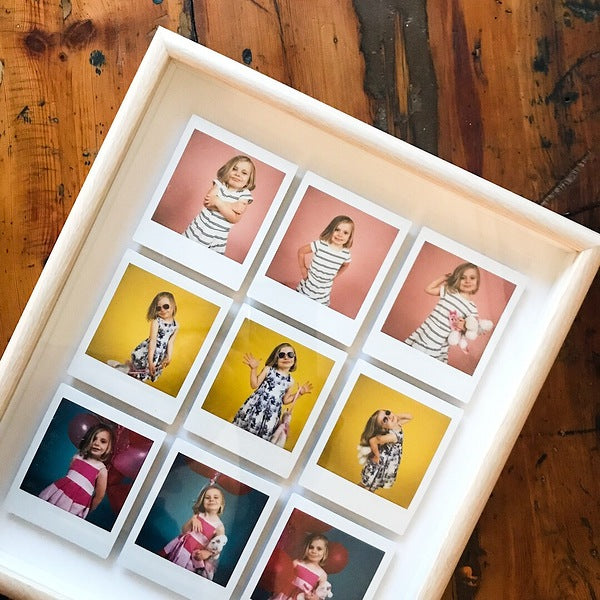 Antony Hands instax SQ6 prints
