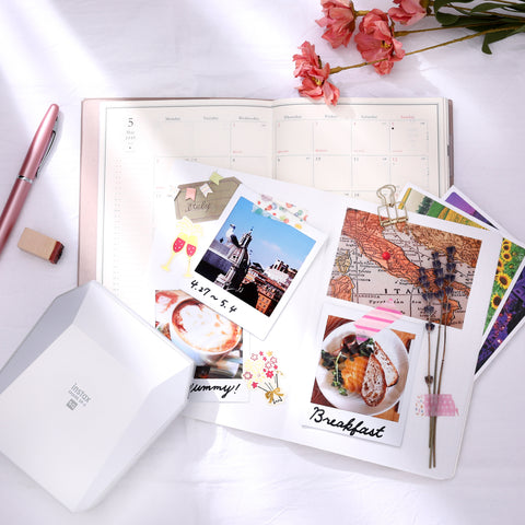 instax journal