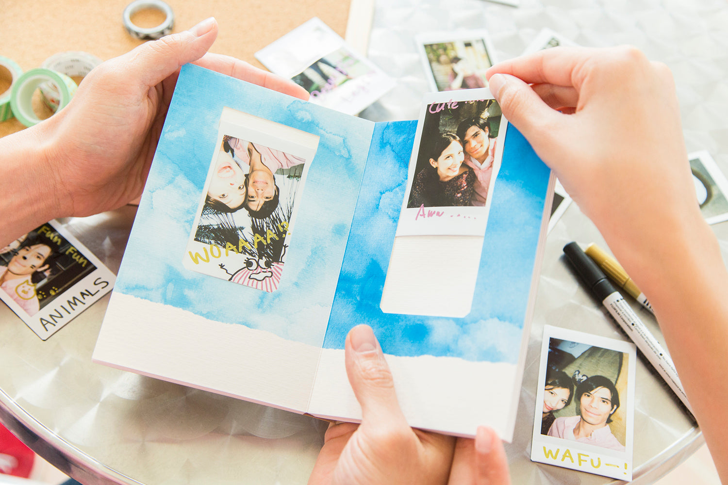 instax mini prints