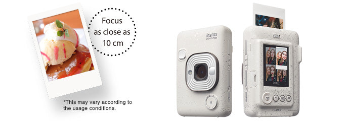 instax mini liplay select & print