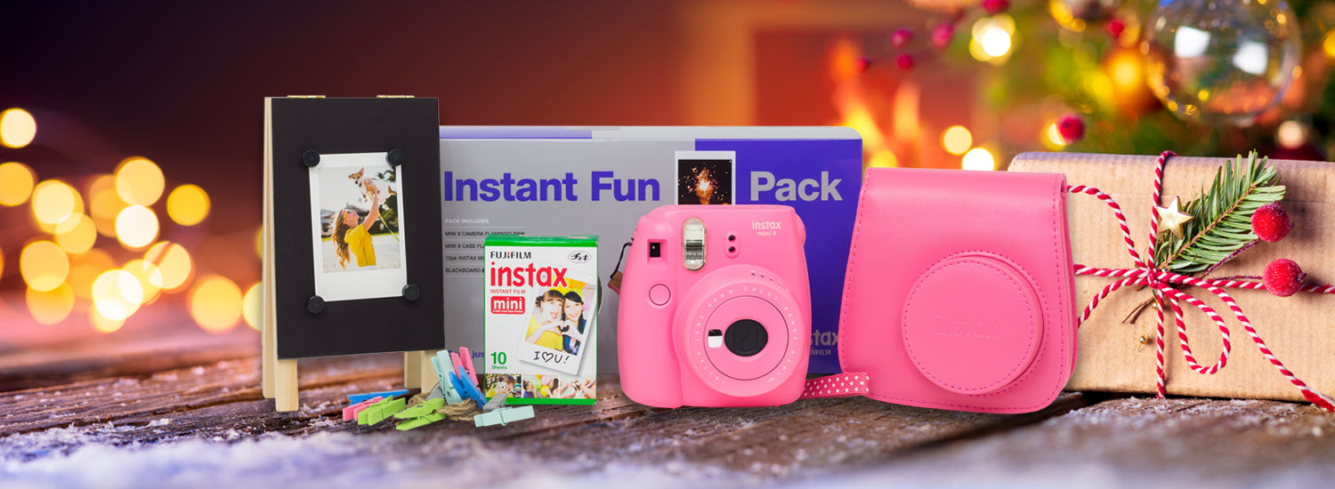 instax Christmas 2019 Gifts