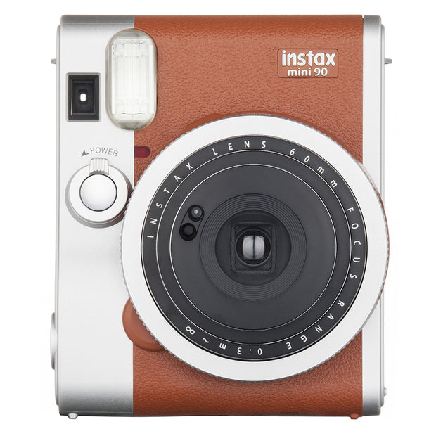 instax mini 90 Neo Classic - Brown