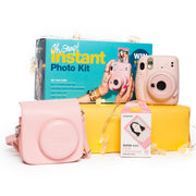 instax mini 11 Oh Snap! Instant Photo Kit - Blush Pink