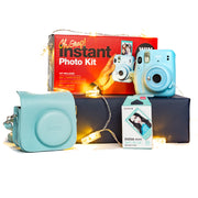 instax mini 11 Oh Snap! Instant Photo Kit - Sky Blue